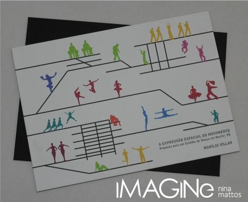 níveis aleatórios e figuras dançando