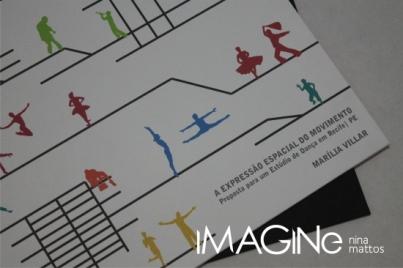 figuras dançando, representam o uso do equipamento